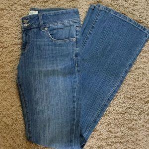 Aeropostale Hailey Flare Jeans
